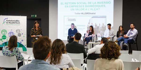 AROMICS attended to Catalonia Bio Lessons Learned